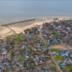 Ciclón destruye ciudad principal en Mozambique; calculan mil muertos