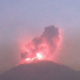 Popocatépetl, Volcán, Explosión, Cimbró, Puebla, Registra, Ceniza, Lava, incandescente,
