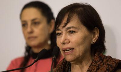 Marina Robles CDMX Santa Fe