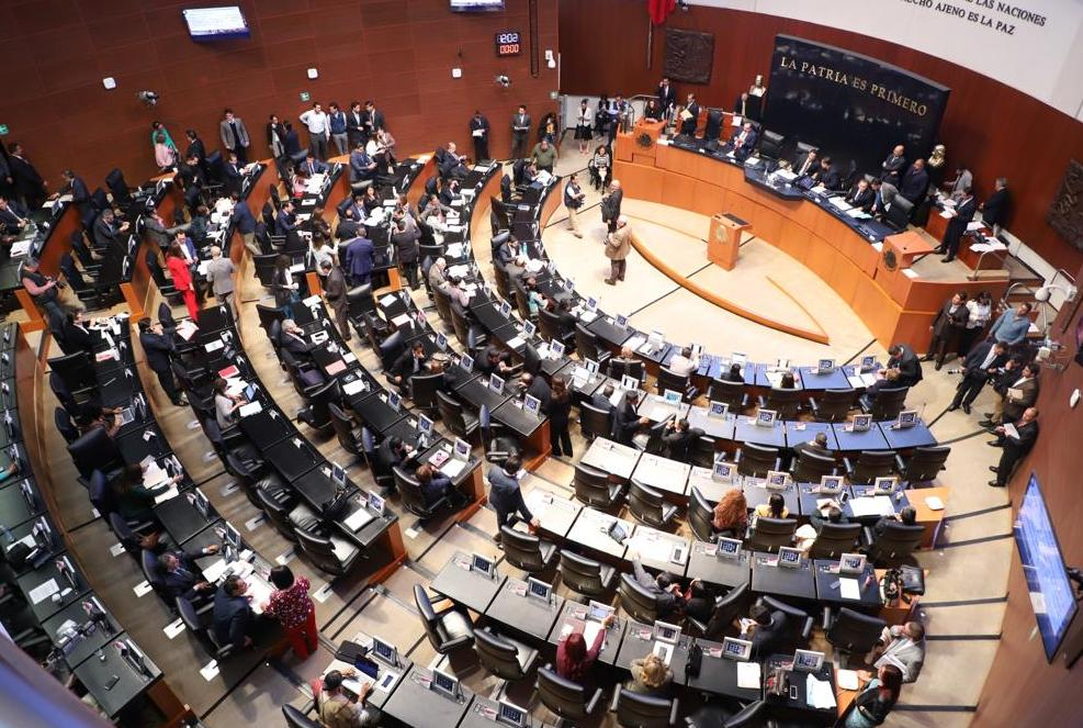 Cámara de diputados, guardia nacional, amlo