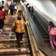 El viernes funcionarán escaleras de subida de Línea 7 del Metro