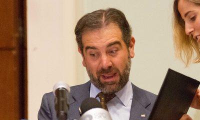 Lorenzo Córdova se ampara contra Ley de Remuneraciones