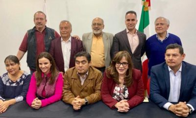 Miguel Barbosa, Electo, Puebla, Gobernador, candidato, Martha Erika Alonso, Yeidckol Polevnsky, Morena,