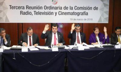 Notimex Sanjuana Martínez Senado