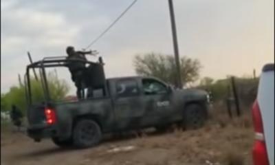Nuevo Laredo 6 muertos