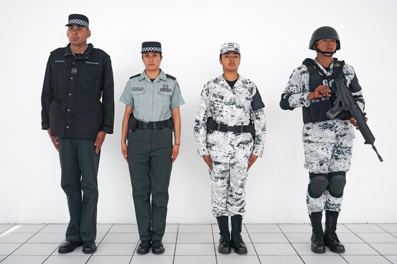 Guardia Nacional y más en los números de México y el Mundo
