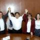 Barbosa registra candidatura al gobierno de Puebla