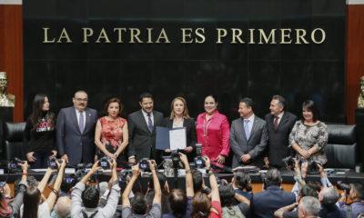 Yazmín Esquivel, nueva ministra de SCJN