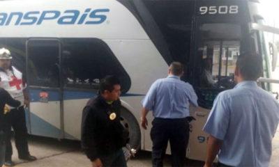 Transpais, Camión, Autobús, Pasajeros, Secuestrados, Tamaulipas, 19 personas, Secuestro, Comando Armado, Camionetas,