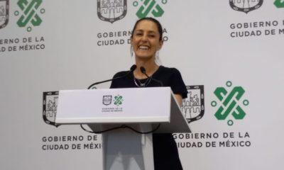 Sheinbaum resbala anomalías en Francisco Sosa, Coyoacán