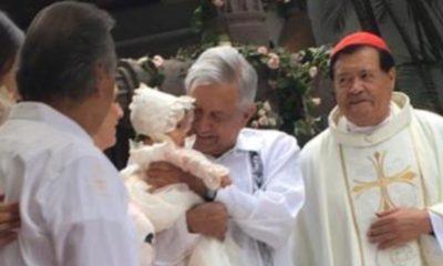 Andrés Manuel, López Obrador, AMLO, Padrino, compadre, millonario, bautizo,
