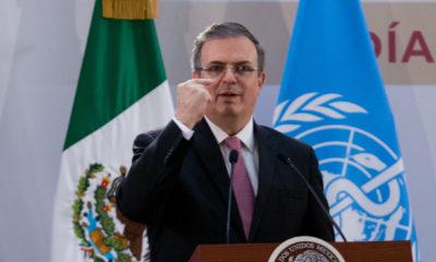 Presidente Canciller AMLO