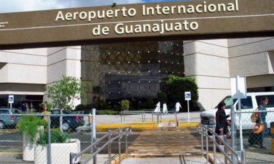 Aeropuerto, Guanajuato, Robo, millones, Comando armado, Camioneta, Valores, Oro, Libras, Dólares,
