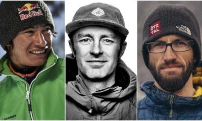 Alpinistas, muertos, Canadá, David Lama, Hansjorg Auer, Jess Roskelley,