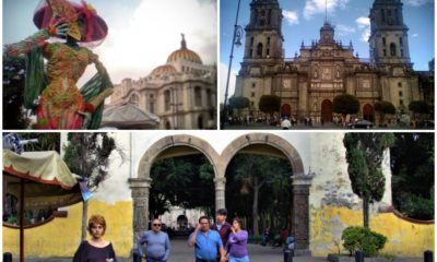 Turismo CDMX Delitos Puntos turísticos robo transeunte