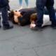 Video registra asalto en combi; caen delincuentes: 2 mujeres y un sujeto