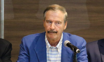 Vicente Fox AMLO