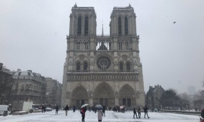 Notre Dame iglesia