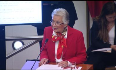 Olga Sánchez Cordero legalización cannabis