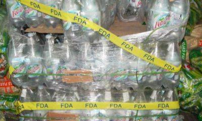 Peñafiel, Arsénico, Prohibido, México, Refresco, Agua Mineral, Suspensión.JPG