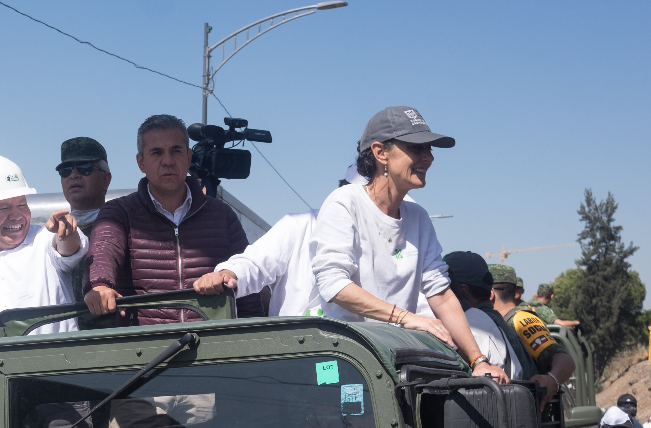 Guardia Nacional CDMX Claudia Sheinbaum