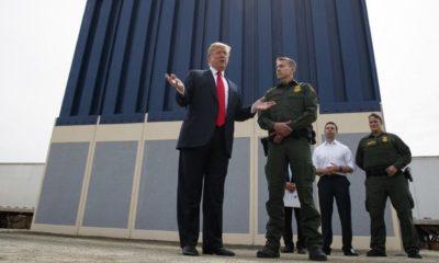 Trump, Calexico, baby Trump, Baby, Mexicali, California,