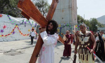 Reclusorio viacrucis Cristo