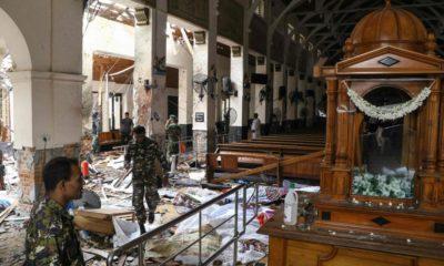200 muertos y 450 heridos, tras atentados en Sri Lanka