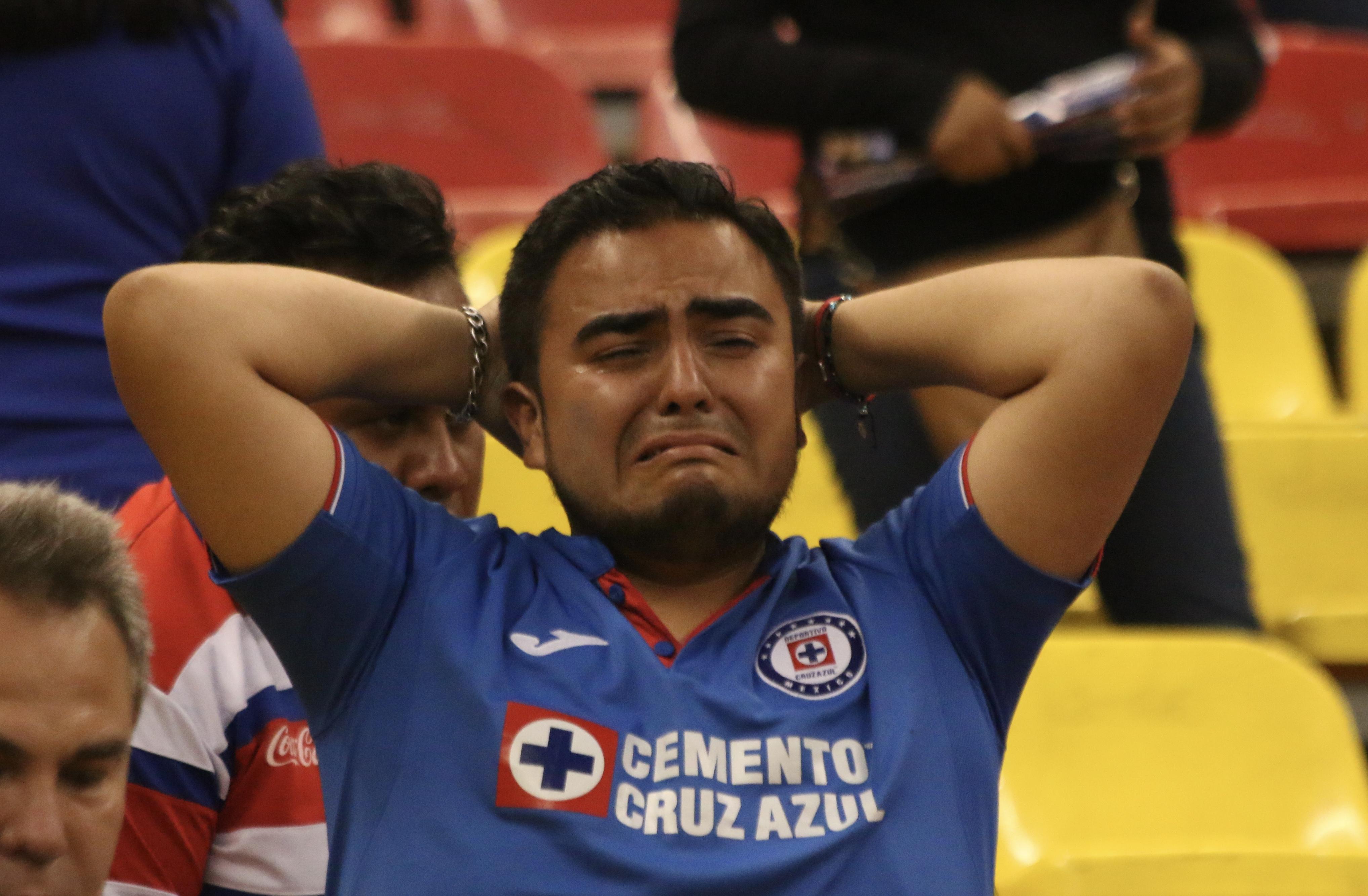 La maldición del Cruz Azul frente al América y más en los números de México y el mundo