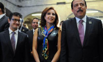 Ex alcalde de León es aprehendida por peculado/ La Hoguera