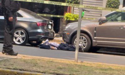Asalto Polanco homicidio muerta muerto