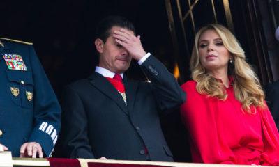 Enrique Peña Nieto EPN Angélica Rivera divorcio