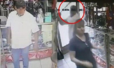 Detienen a presunto asaltante que golpeó a empleada con bat en Sonora