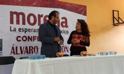 Bejarano, AMLO, 4T