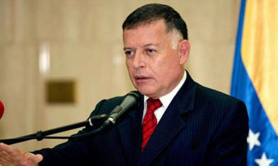 Beneplácito, Francisco Arias Cárdenas, Embajador, México, Venezuela, Cancillería, Nicolás Maduro, Ebrard,