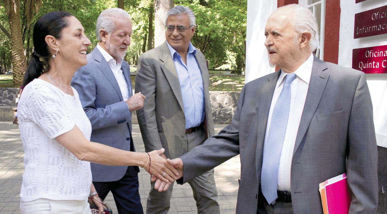 Sheinbaum, Mario Molina, Molina, Premio Nobel, Transporte, Público, Mejorar,