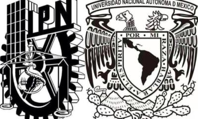 Suspenden UNAM e IPN actividades en fin de semana por contingencia
