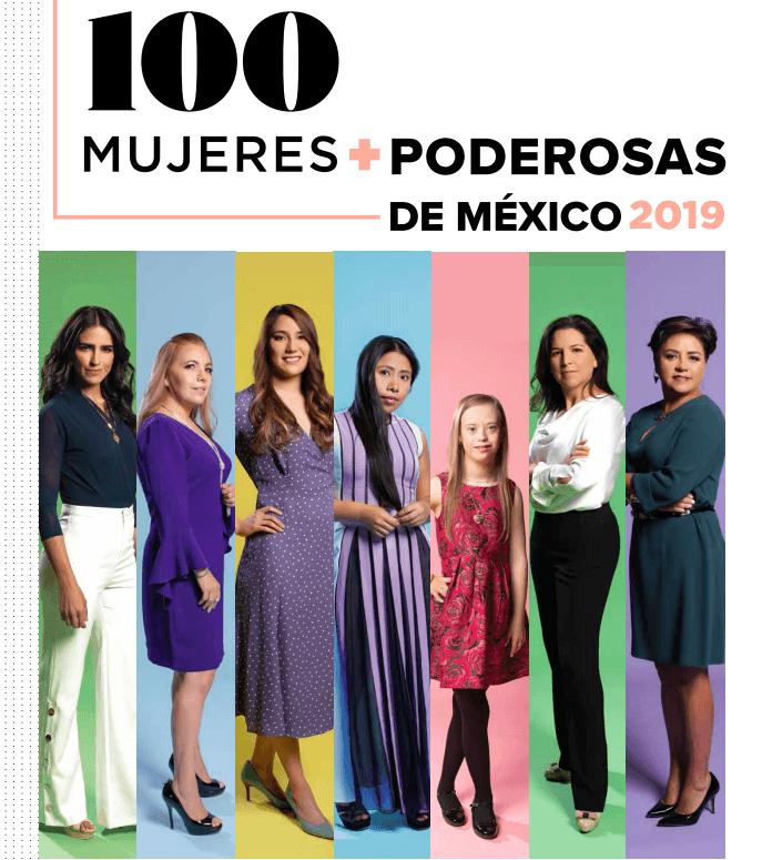 Forbes publica a las 100 mujeres más poderosas de México