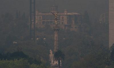 13 entidades tienen problemas con la calidad del aire, según Semarnat