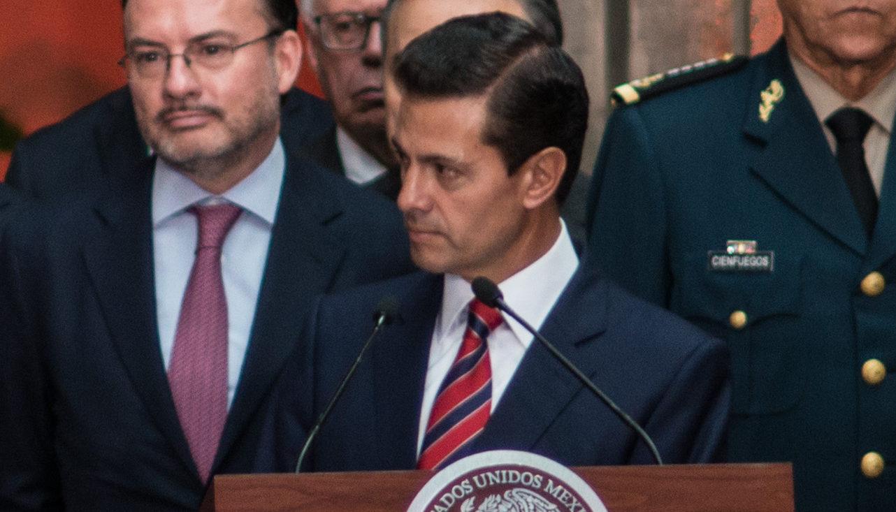 Peña bancos México
