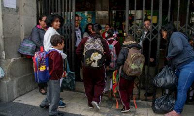 Reanudan actividades escolares después de la contingencia/ La Hoguera