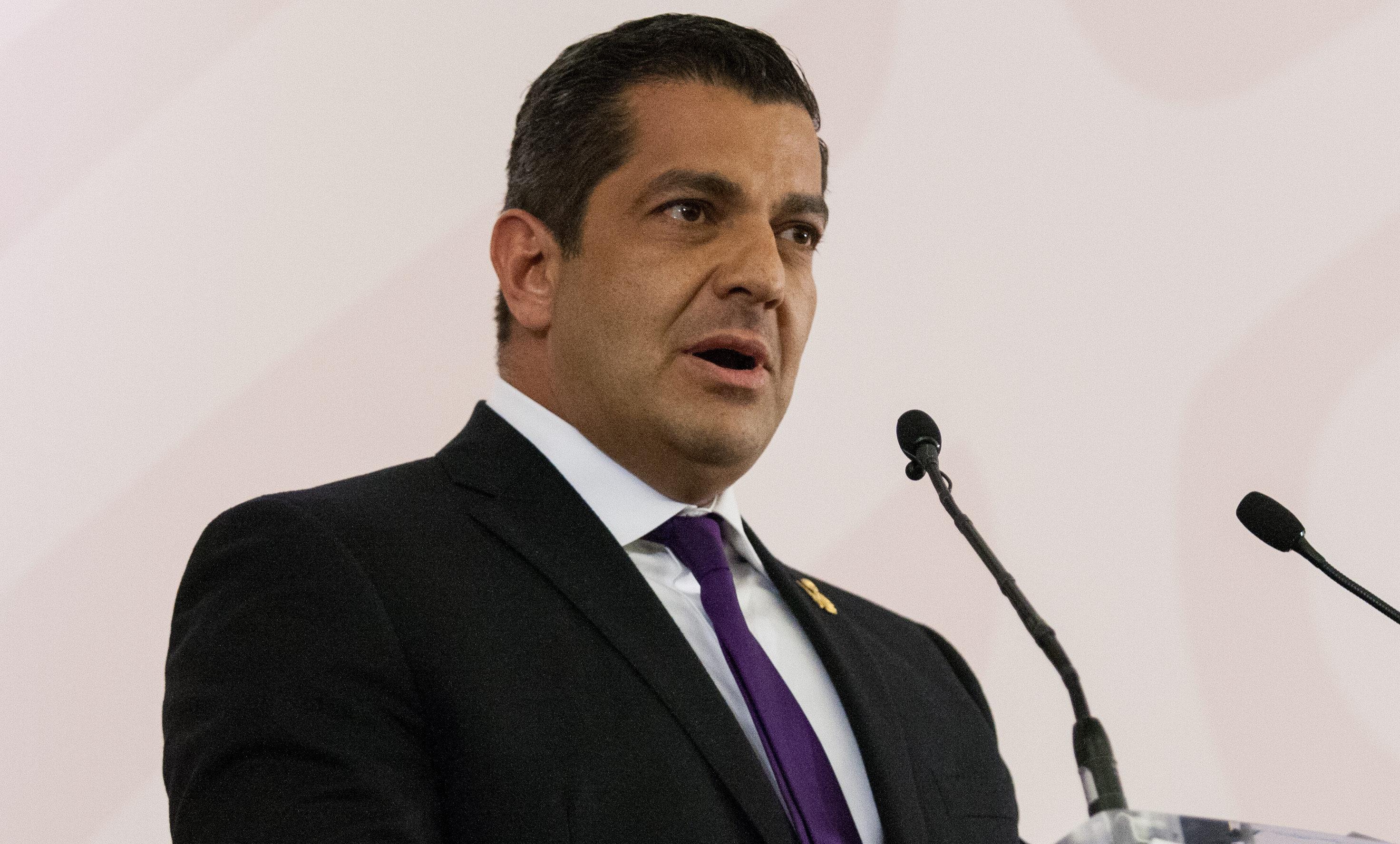 Nombran a Ricardo Peralta Saucedo como nuevo subsecretario de Gobierno