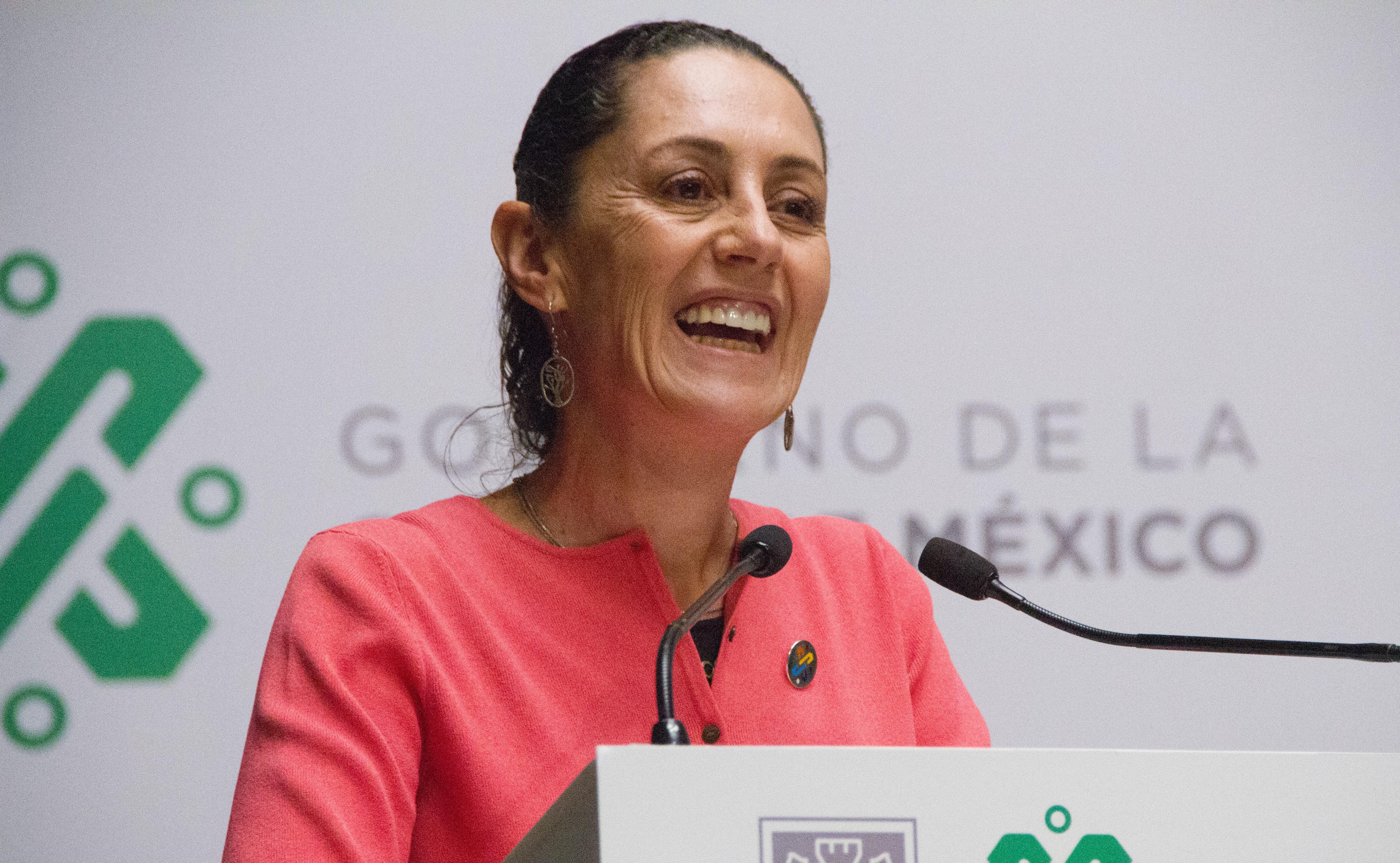 Sheinbaum alista reforestación en zonas rurales y urbanas de CDMX