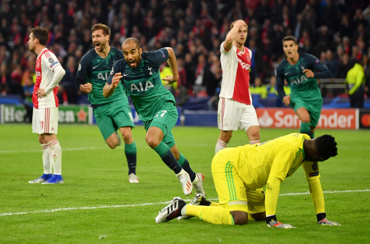 Tottenham avanza final Champions