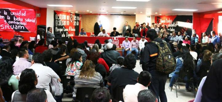 UAM, Huelga, SITUAM, Termina, concluye, Finaliza, Paro, Autónoma Metropolitana, Universidad, Pago, 100%, Salario, Trabajadores, Docentes,