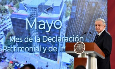 AMLO defiende a Carlos Lomelí ante señalamientos de corrupción/ La Hoguera