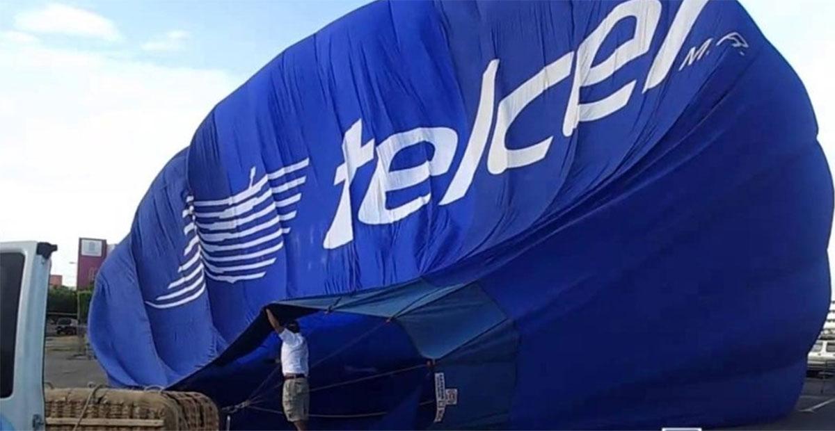 Usuarios de Telcel reportan fallas en el servicio