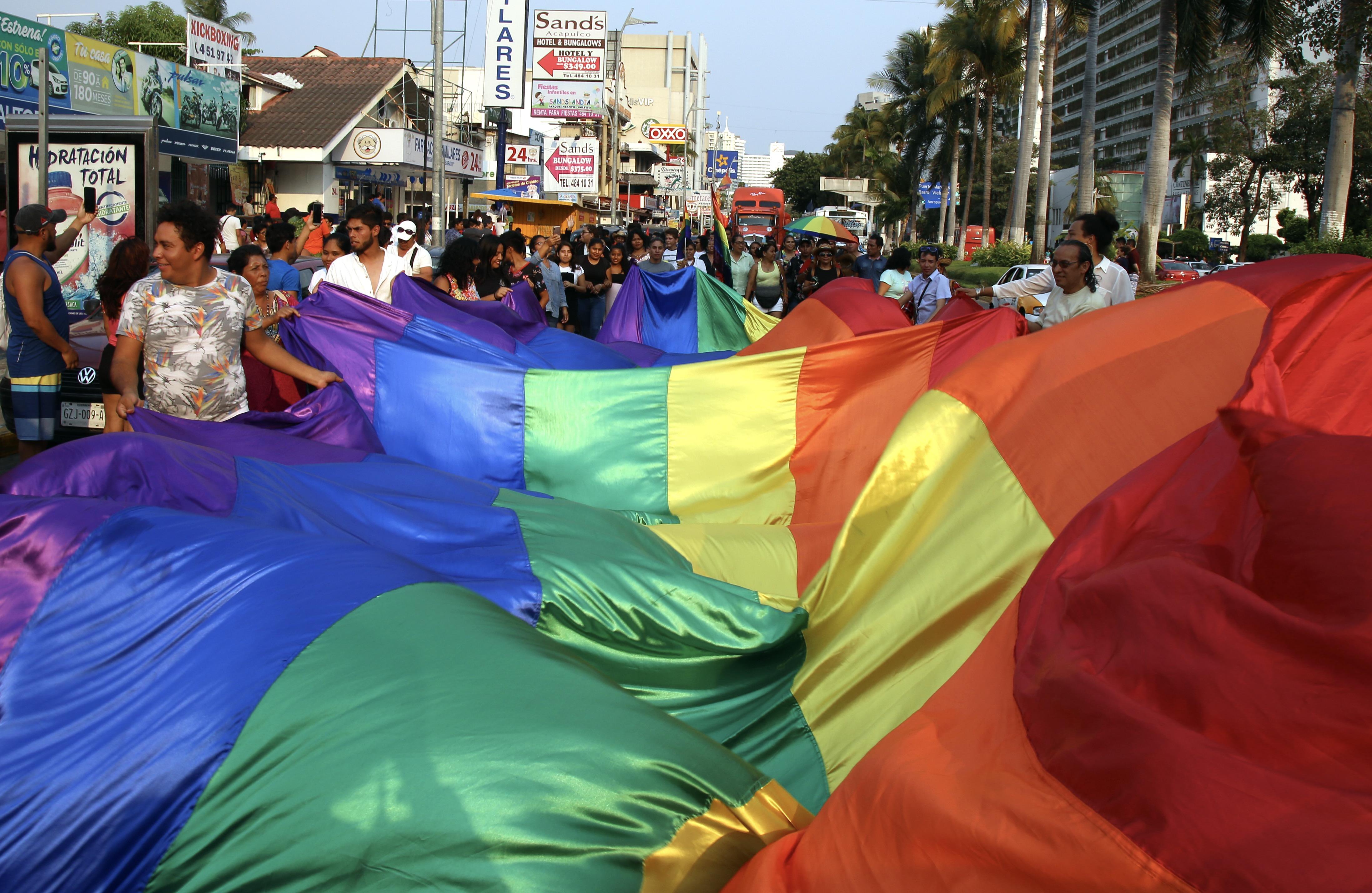 Mes mundial del Orgullo LGBTTTIQA