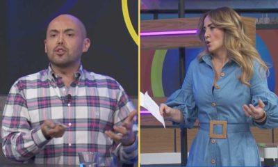 Andrea Legarreta, Mauricio Clark, Mundo Gay, Homosexuales, Gay, Hoy, Televisa, Enfrentan, Homofóbicos,