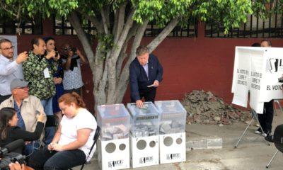 Baja California, Votaciones, Elecciones, Jornada electoral, INE, Instituto Nacional Electoral, Gobernador, BC, Tijuana, Mexicali, Francisco Vega,